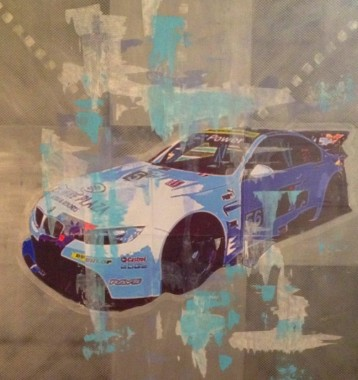 BMW-Automobile Artist