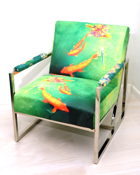 FACE CHAIRS ART CHAIRS  BY JENNIFER GRAYLOCK, LIMITED EDITION SIGNED COLLECTION www.facechairs.com 917-519-7666