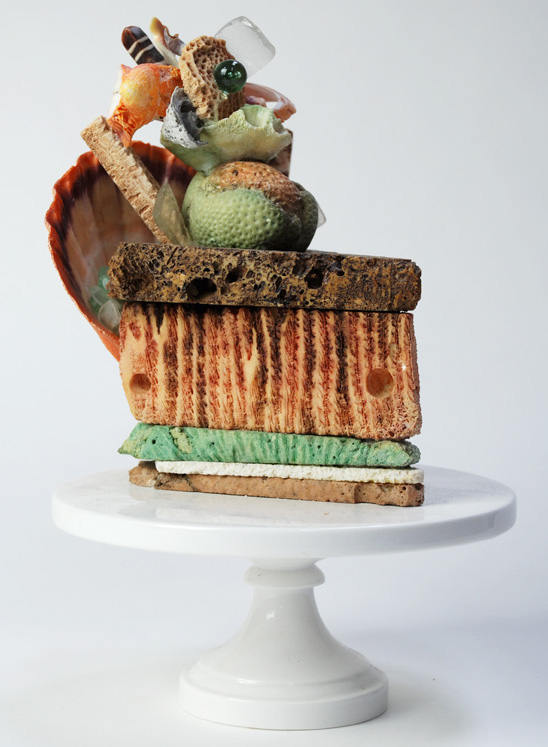 John-Pack-Zoo-Loo-Coral-Shell-Sculpture