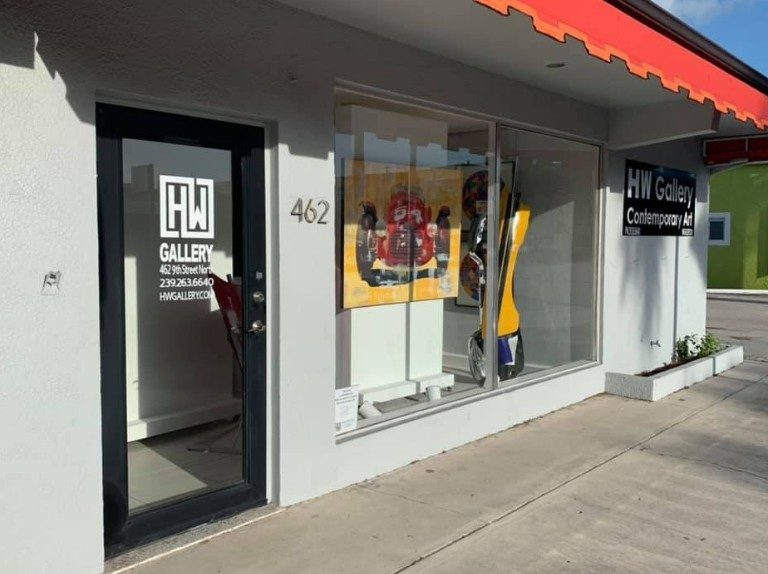HW Gallery New Store Front (1)